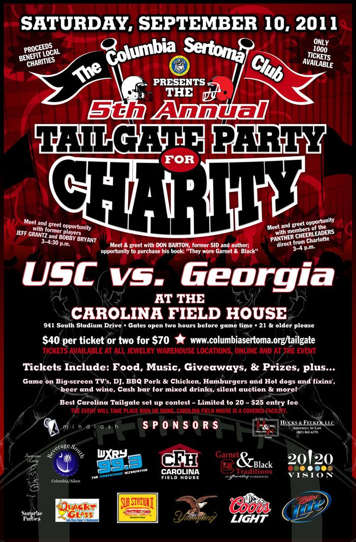 Tailgate for Charity 2011