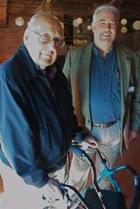 Bob van Doren and Dan Felker